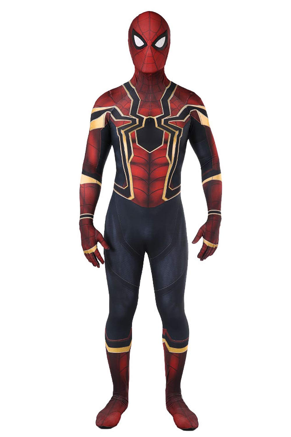 - 61khWc88mIL - Crazycos Unisex Adult Kids Lycra Spandex Zentai 3D Style Halloween Cosplay Costumes