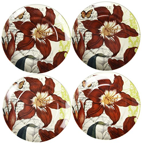 Waechtersbach Accents Traditions Plates, Noel, Set of 4
