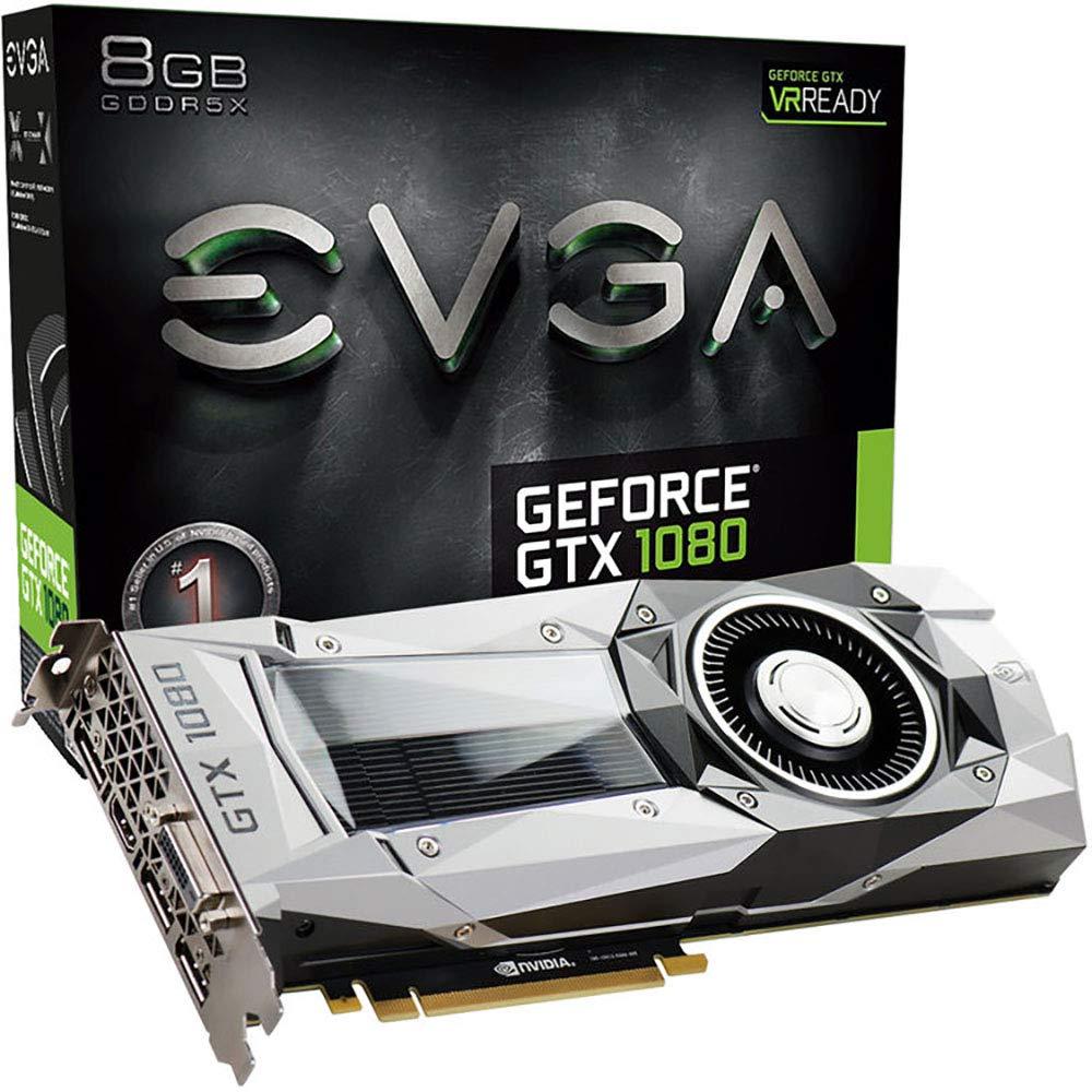 【高額売筋】 NVIDIA GeForce GTX 1080 1080 gddr5 Founders Edition、8 GB GB gddr5 PCI Express 3.0グラフィックカードX B078NZ9NYV, インターネットショッピングALLCAM:68452eb8 --- martinemoeykens.com