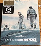 Interstellar (2-disc Blu-Ray Steelbook FULL SLIP) [HDZeta Gold Label; World Exclusive Artwork; Sold Out!]