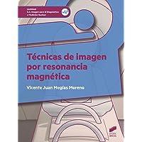 Técnicas de imagen por resonancia magnética: 78 (Sanidad)