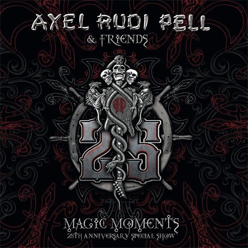 Axel Rudi Pell-Magic Moments-25th Anniversary Special Show-Repack-BLURAY-FLAC-2015-FORSAKEN Download