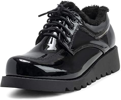 Winter Lace Up Shoe Boots