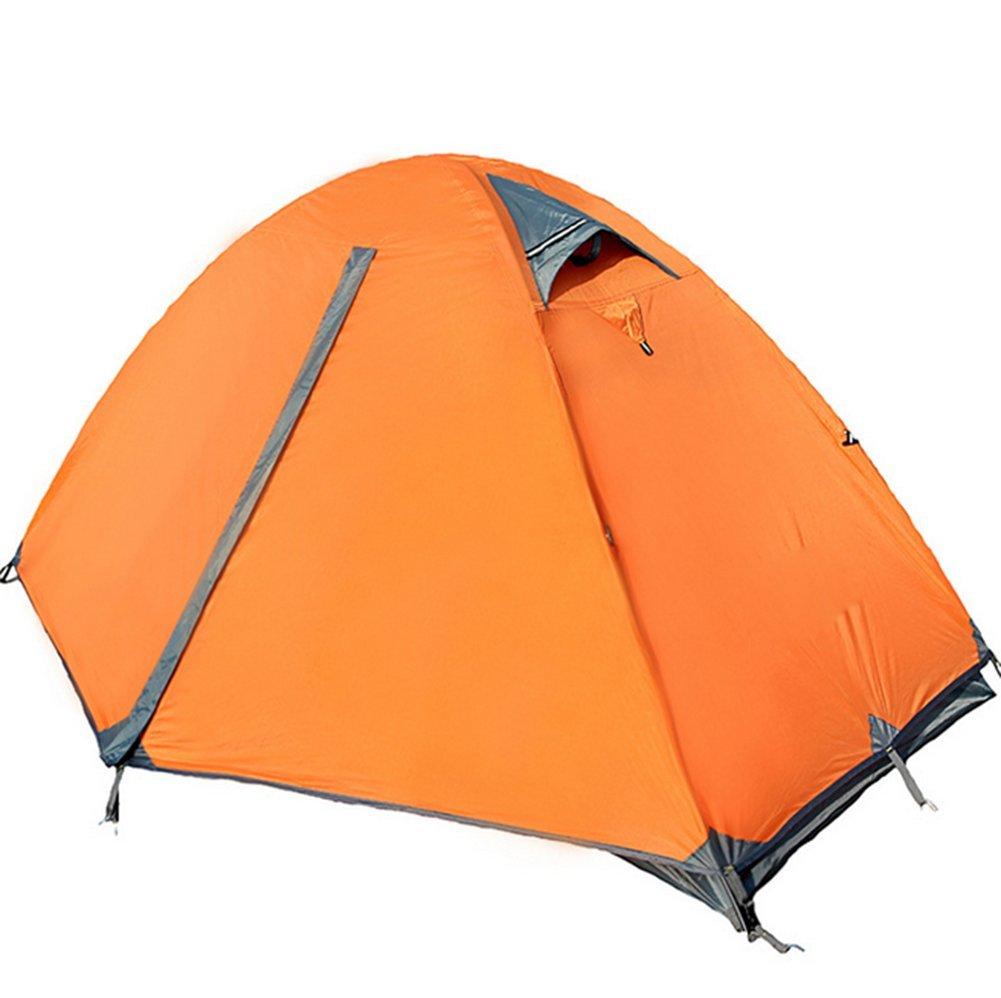 Outdoor-camping Zelt, Anti-sturm Regen Gewebe Winddicht Dickes Gewebe Regen Reisen Strandzelt 0fdf4e