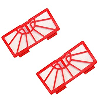 HQRP Dos filtros para Neato #945-000; XV-11, XV-12, XV-15 Robot Aspiradora: Amazon.es: Hogar