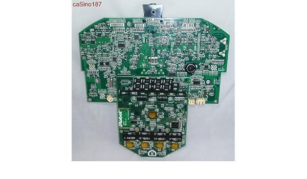 iRobot Roomba 770 PCB circuito Junta MCU placa base 700 Serie: Amazon.es: Hogar