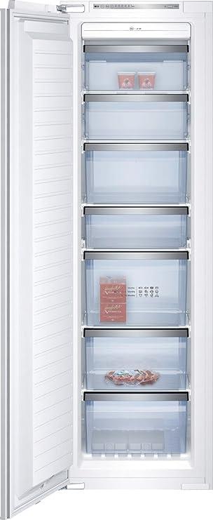 Neff G8320X0 - Congelador (Vertical, Independiente, Color blanco ...