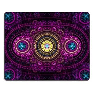 Pattern Purple Symbols Mouse Pads Customized Made to Order Support Ready 9 7/8 Inch (250mm) X 7 7/8 Inch (200mm) X 1/16 Inch (2mm) High Quality Eco Friendly Cloth with Neoprene Rubber Liil Mouse Pad Desktop Mousepad Laptop Mousepads Comfortable Computer Mouse Mat Cute Gaming Mouse_pad by rushername
