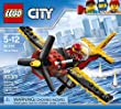 LEGO City Great Vehicles Race Plane 60144 Building Kit from LEGO