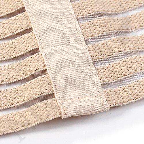 Cintur¨®n de maternidad - Apoyo durante el embarazo - banda para abdomen / cintura / espalda, faja de premam¨¢ para el vientre - Marca NEOtech Care ( TM ) - Color blanco, beige o negro Beige
