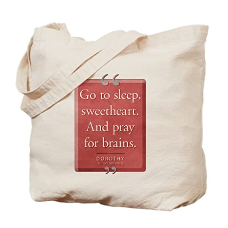 CafePress - Bolsa de mano con frases de rezo para cerebro ...