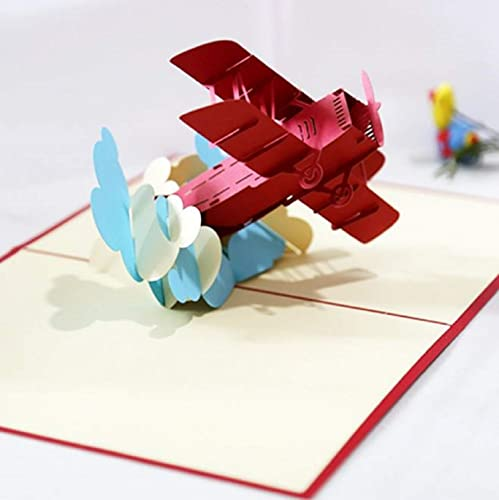 BC Worldwide Ltd hecho a mano 3D pop-up tarjeta de ...