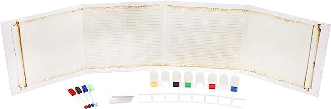 Amazon.com: Tarjeta de borrado en seco con tarjetas de ...