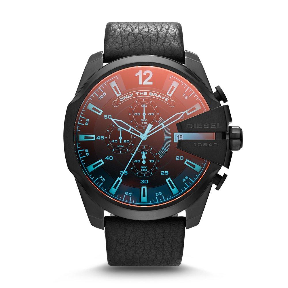 344f77239509 Diesel DZ4323 Reloj Mega Chief
