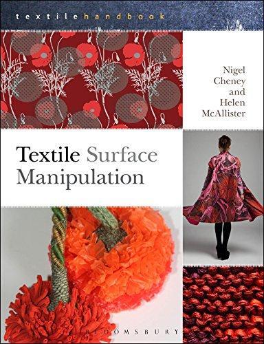 Textile Surface Manipulation  Textiles Handbooks