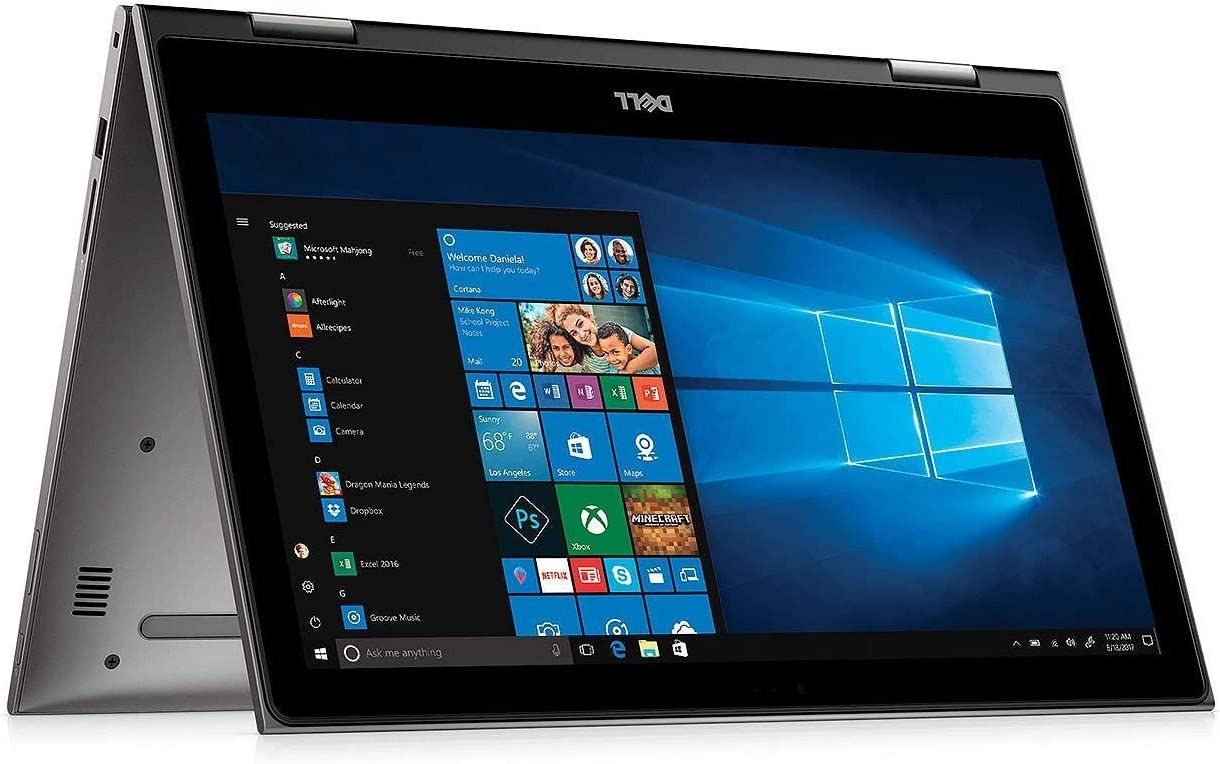 Dell Inspiron 15 7000 2-in-1 7579 - 15.6in FHD Touch - 7th Gen i7-7500U Kaby Lake - 12GB - 512GB SSD (Renewed)