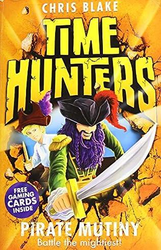 book cover of Pirate Mutiny