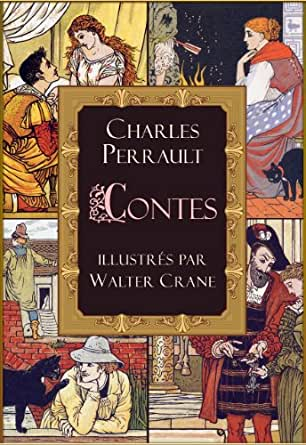 foto de Amazon com: Contes de Perrault: le Petit Chaperon rouge