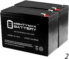 9819ebf5f7 Amazon.com  Mighty Max Battery