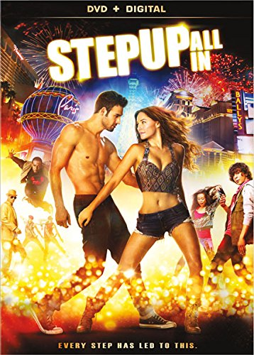 Step Up All In [DVD + - Step Up Movies Box Set