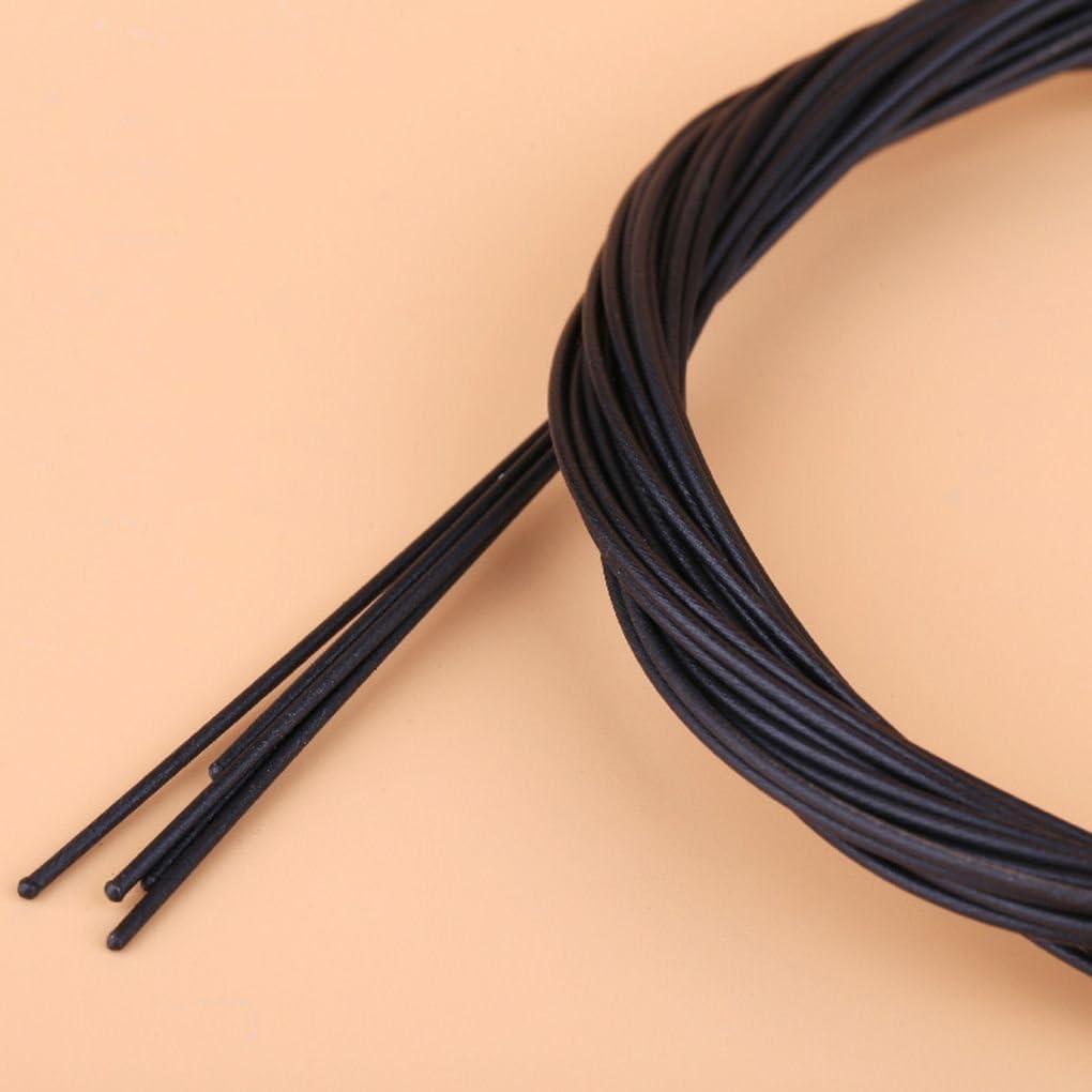 Lorsoul 1.6m //2.1m MTB Bicicletas Cambio Cable Interior Alambre de tefl/ón Variable Velocidad del n/úcleo de Alambre l/ínea de Bicicletas Cable de transmisi/ón