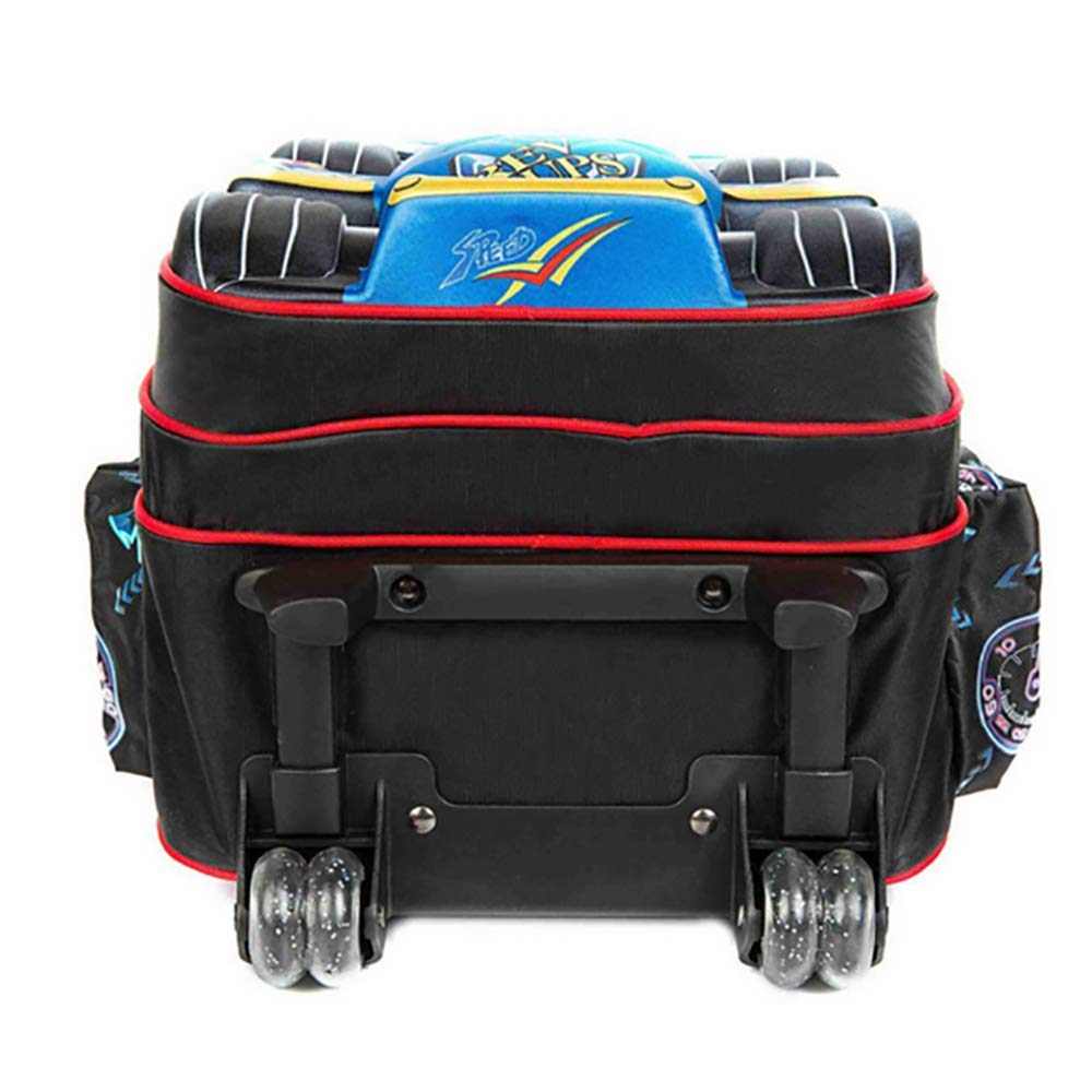 Amazon.com: Mochilas de carreras 3D para coche, impermeables ...