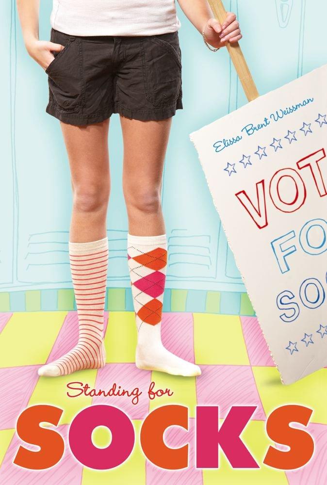 Standing Socks Elissa Brent Weissman