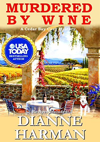 Murdered By Wine by Dianne Harman ebook deal
