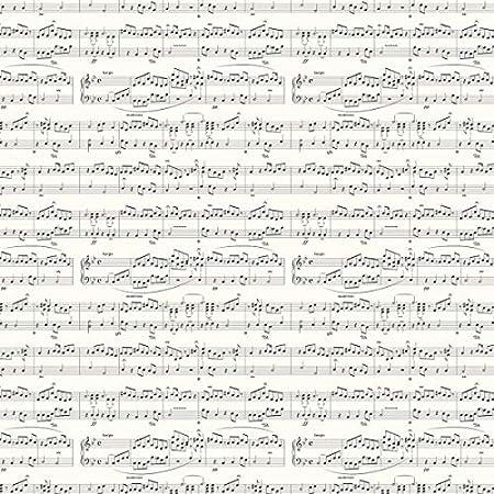 Regalo Maestro Carta Regalo Note Musicali