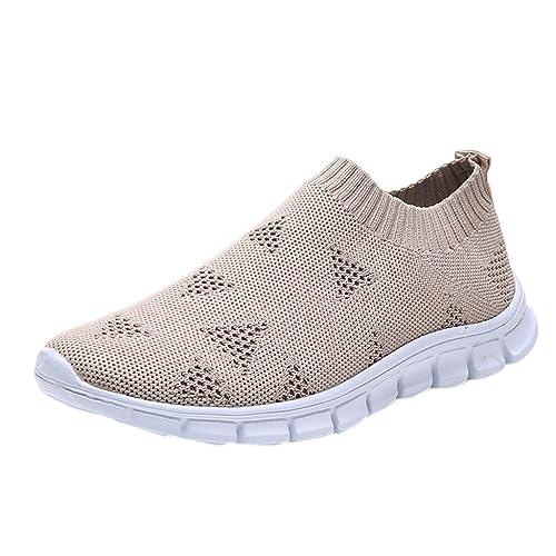 Da Donna Sportive Sneaker Wozow Libero Scarpe Tempo 0wnPkX8O