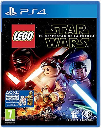 LEGO Star Wars: El Despertar De La Fuerza (Episodio 7): Amazon.es: Videojuegos