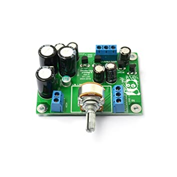 LJM PREAMP 9 Single-Ended Pure Class A Transistor Preamplifier AC20V