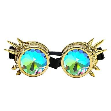 Gafas de Sol Mujer, ❤️Xinantime Caleidoscopio Gafas de ...