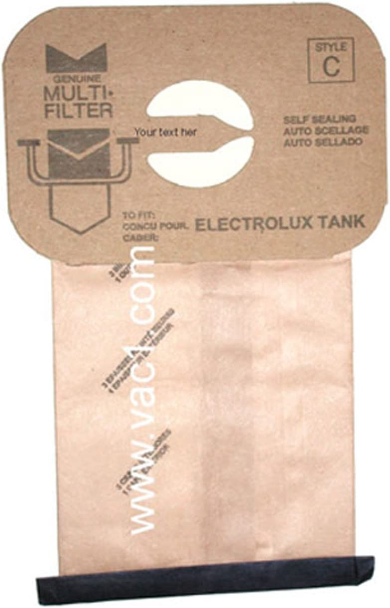 B00473LN8Y Electrolux C Canister Bags. Generic 72 Bags 61khtZsLmpL.SL1280_
