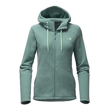 The North Face Mezzaluna Fleece Full-Zip Hoodie Women
