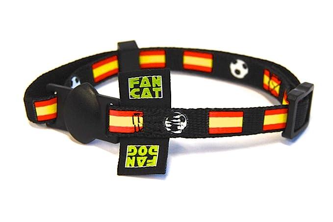 Gato Collar y el collar de perro banda fancat/fandog – Diseño Espana