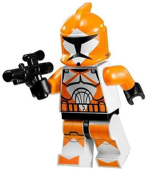 Lot Of 2 Minifigure Bomb Squad  Trooper Lego Clone Wars Ep 3 Star Wars