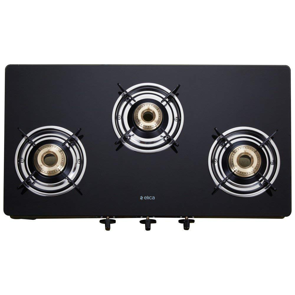 Elica 3 Burners Gas Stove