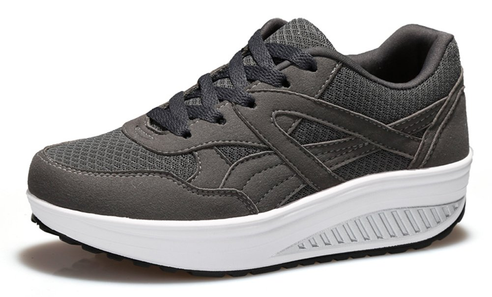 Thick Bottom Casual Womens Shoes Sports Sneakers Rcnry Increased Inside