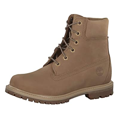 timberland 6 inch icon bottes bone waterbuck