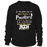 Closset Jedi | Seigneur des Anneaux | Poudlard | Sweat Unisexe Humour Geek