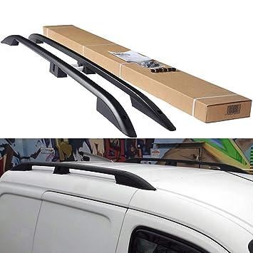 Peugeot Partner Tepee ab Baujahr 2008 Aluminium Dachreling schwarz TÜV und ABE
