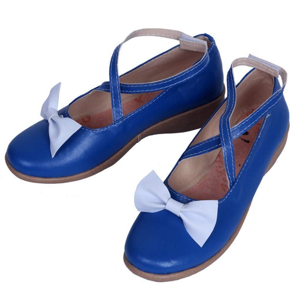PINGXIANNV Blaue Schuhe, Ausgefallene Ausgefallene Ausgefallene Partyschuhe, Damenschuhe B07GCJ8H2X Tanzschuhe Günstigen Preis 0c275c