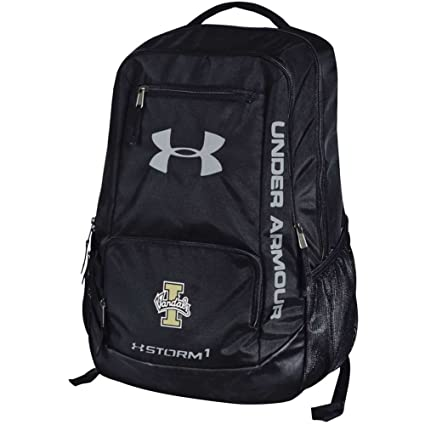 Image Unavailable. Image not available for. Color  Under Armour Idaho  Vandals Hustle Backpack ... bbf624f7524f2