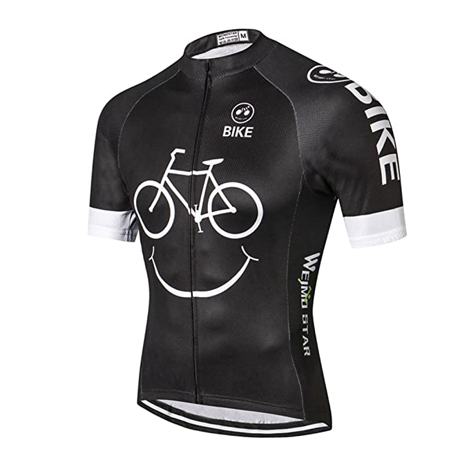 Amazon.com: Camiseta de ciclismo de verano para carreras ...