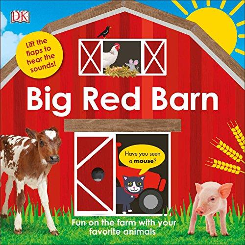Big Red Barn (Farm Barn Big)