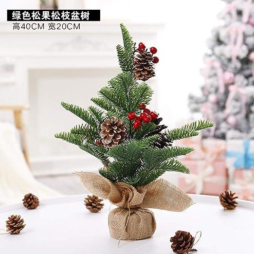 ZHTHD Guirnalda De Navidad Decoración De Mesa Decoración De Rama ...