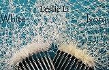 Leslie Li Women's Petite Bridal Birdcage Veil Over