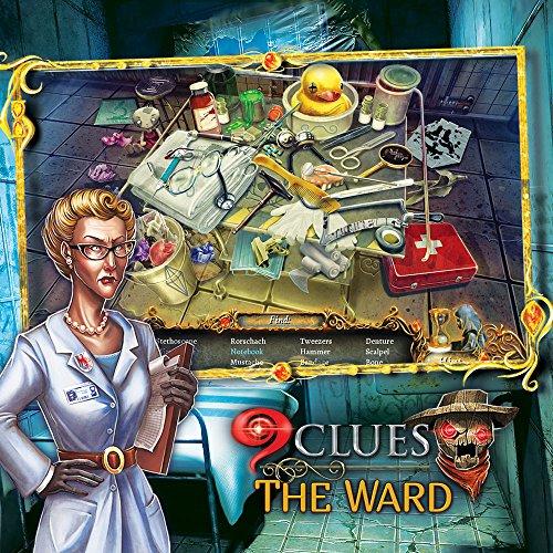 Viva Media Mystery Masters: 9 Clues 2 - The Ward