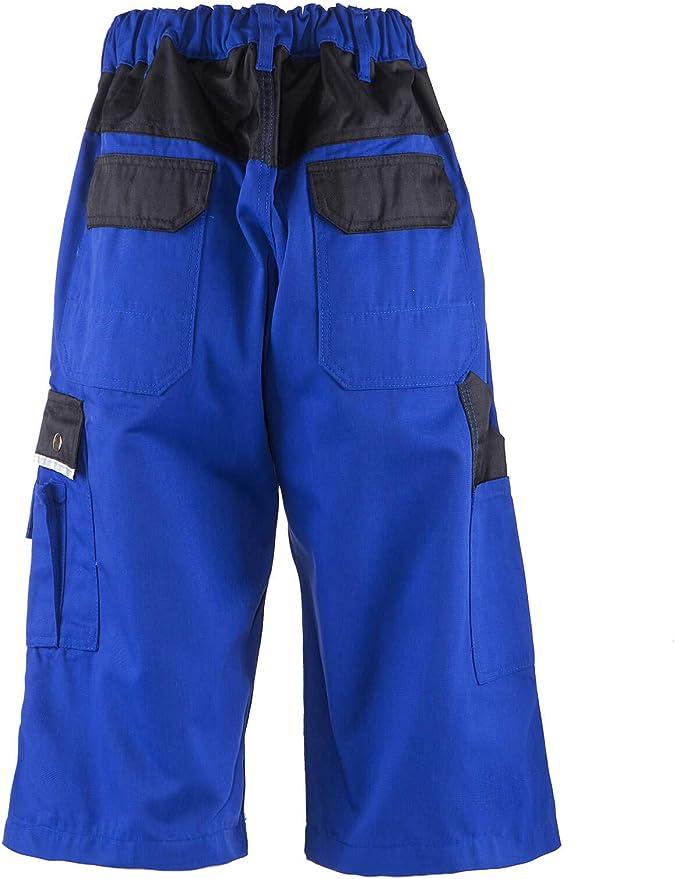 Cargo Bundhose mit Kniepolster-Taschen TMG/® Herren Arbeitshose